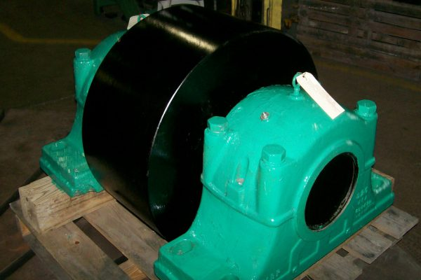 24-inch Trunnion Assembly