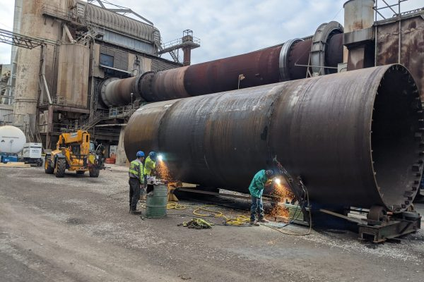 Armstrong - Shell Section Welding